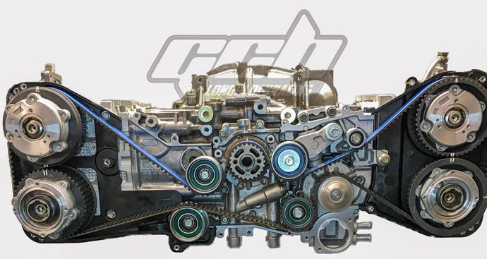 GCH STAGE 1 LONG BLOCK SPECIAL FOR ANY 2008-2019 Subaru 2.5L (D)AVCS- STI with Head casting of W25