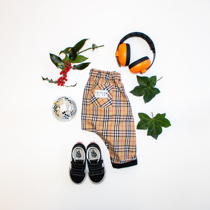 Bassberry Check Winter Trousers