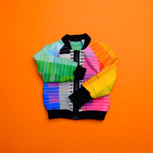 Load image into Gallery viewer, Spectrum Bomber Jacket