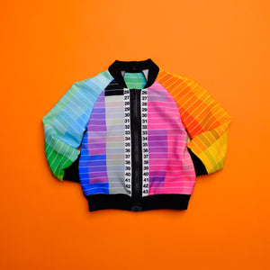 Ready to ship - Spectrum Bomber Jacket