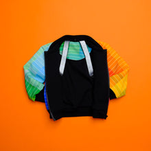 Load image into Gallery viewer, Ready to ship - Spectrum Bomber Jacket