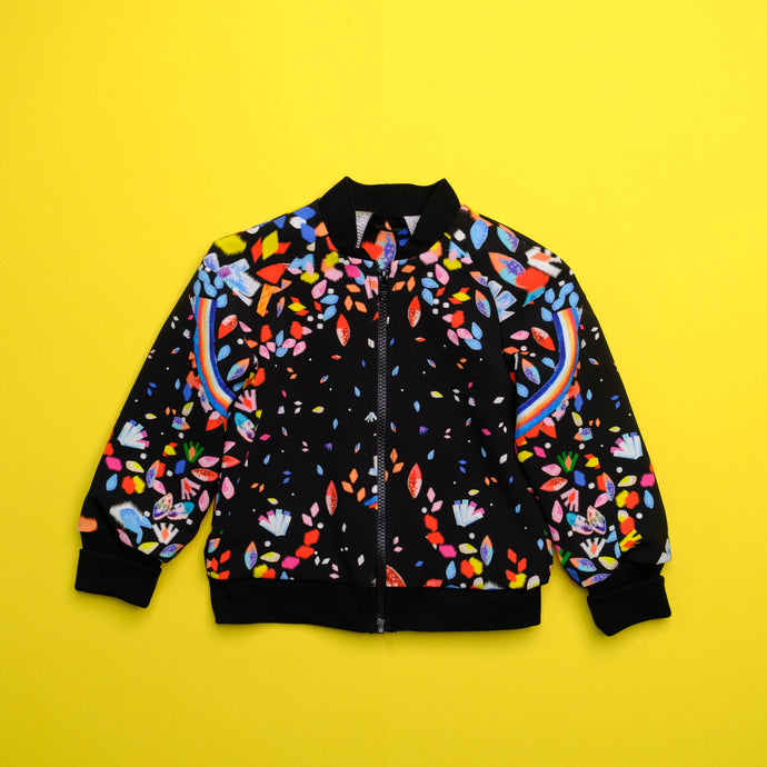 Ready to ship - The Jewels Bomber Jacket