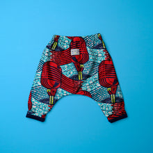 Load image into Gallery viewer, Mic Drop Rave Pant - Red