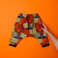 Load image into Gallery viewer, Mic Drop Rave Pant - Orange