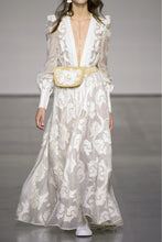 Load image into Gallery viewer, Zimmermann Radiate Applique Dress