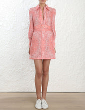 Load image into Gallery viewer, Zimmermann Bandana Shirt Dress