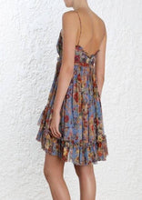 Load image into Gallery viewer, Zimmermann Lovelorn Frill Mini Dress