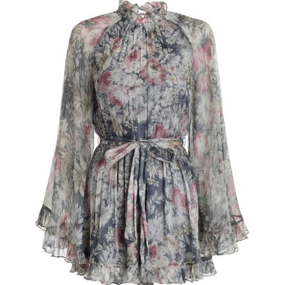 Zimmermann Cavalier Playsuit