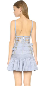 Zimmermann Havoc Armour Dress