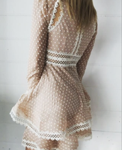 Load image into Gallery viewer, Thurley Tea Party Mini Dress