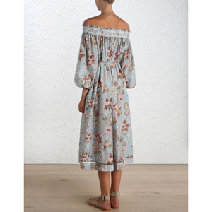 Zimmermann Pavilion Smock Dress