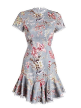 Load image into Gallery viewer, Zimmermann Mercer Flutter Dress