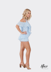 Alice McCall You're So Young So Have Fun Girl Playsuit