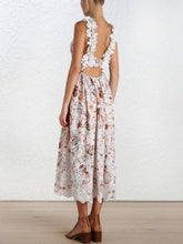 Load image into Gallery viewer, Zimmermann Alchemy Flutter Dress