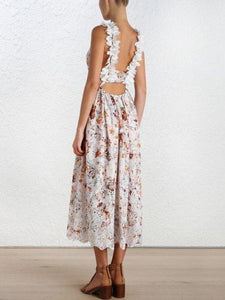 Zimmermann Alchemy Flutter Dress