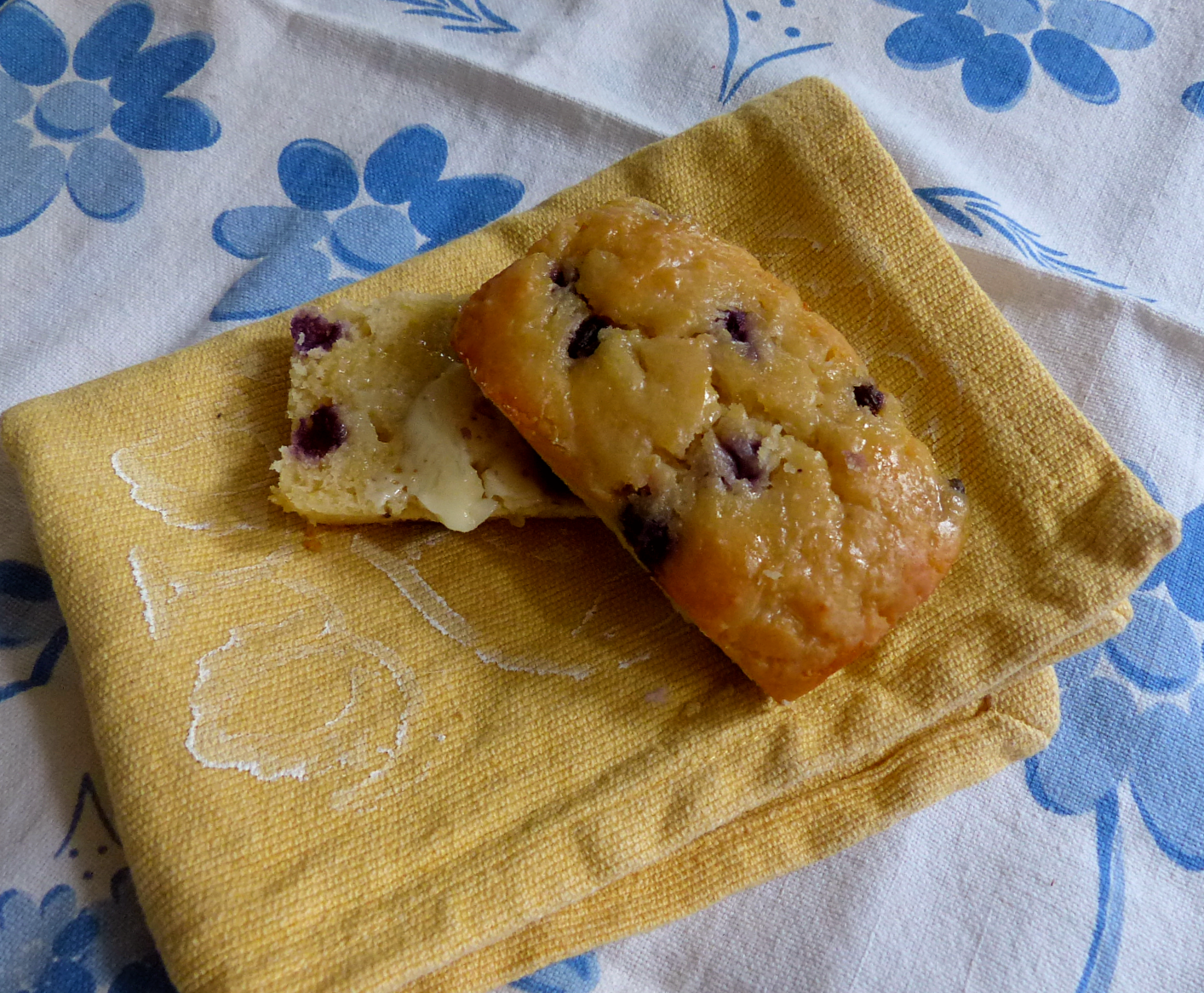 Blueberry Lemon Loaf (certified gluten free) 4- 4oz