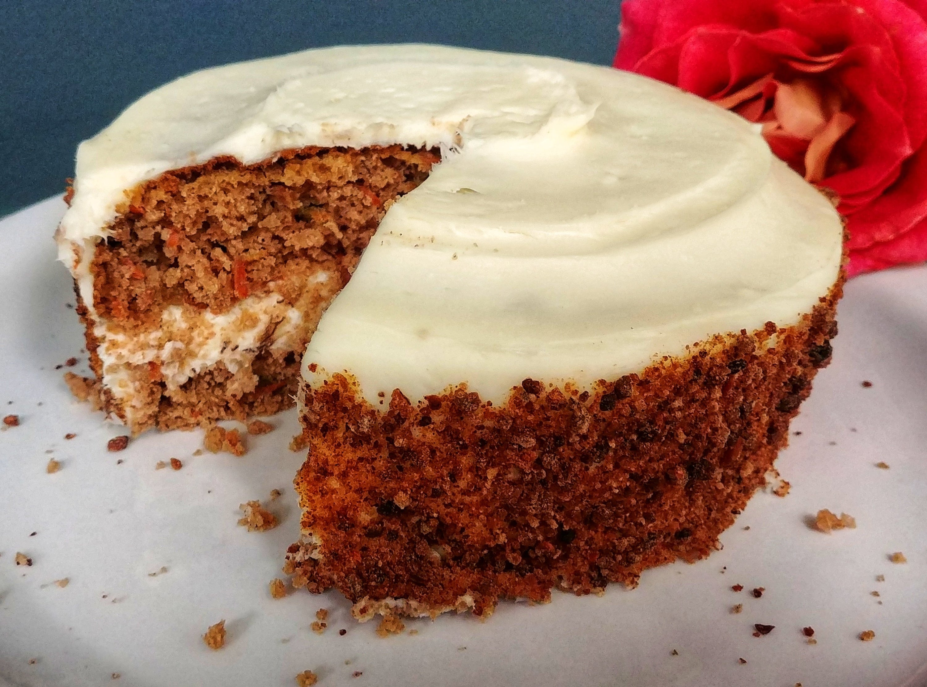 Carrot Cake (certified gluten free), 6in.