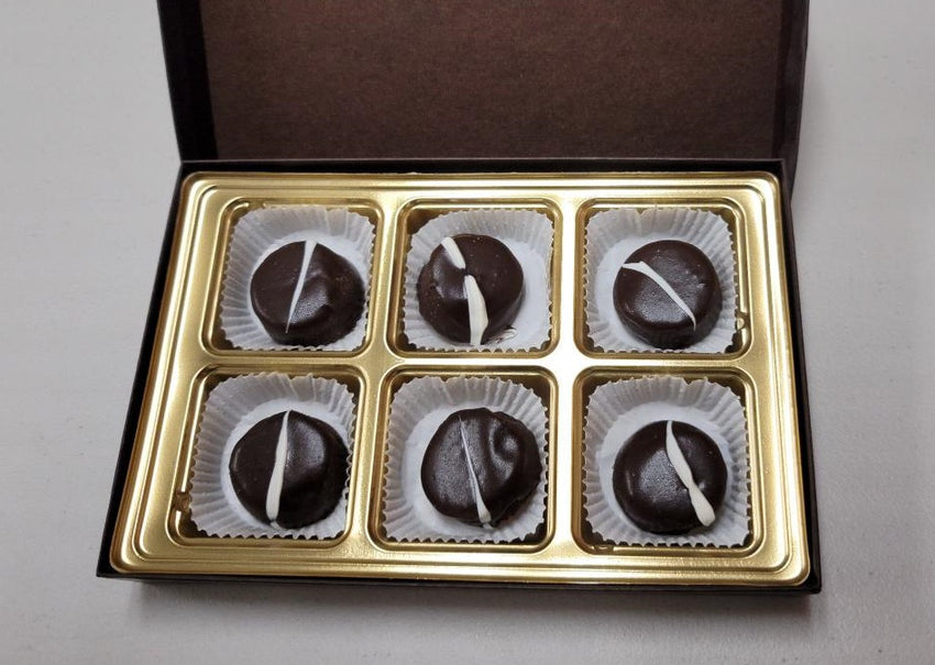 Petit Fours Gift Box- Flourless Chocolate Torte 5-pack