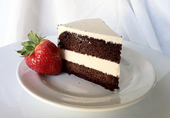 Vegan Chocolate Cake (certified gluten free), 6in.