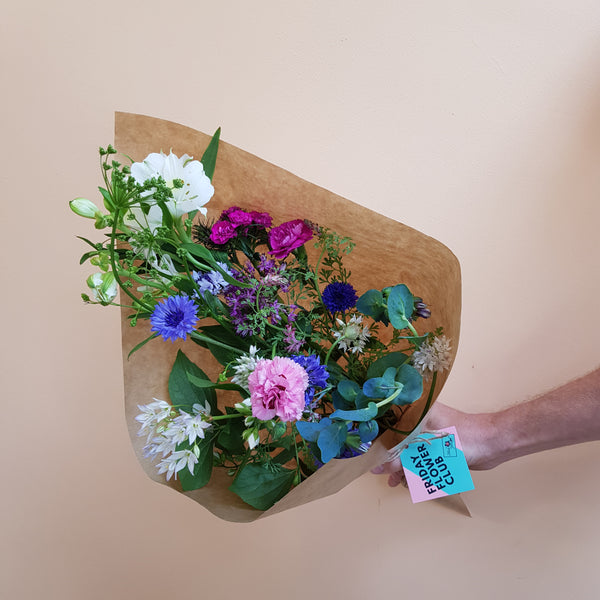 Friday Flower Club - Fortnightly Subscription: 6 Deliveries