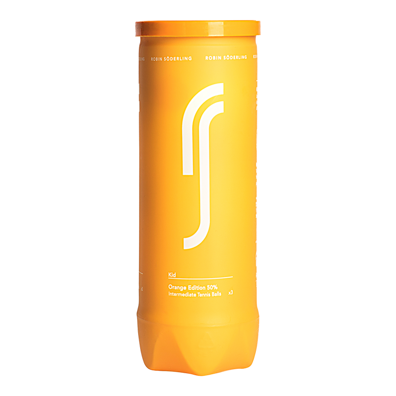 RS Orange Edition Tennis Ball Carton - Stage 2