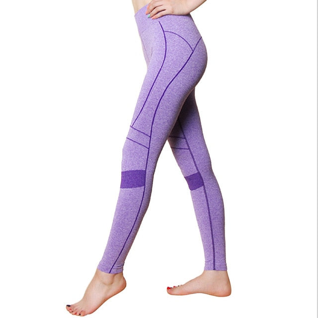 d1b084dc8bc70b New Sexy Training Women's Sports Yoga Pants Leggings Elastic Gym Fitne –  Prestige 2 U
