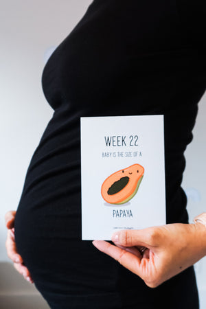 Week by Week Pregnancy Combo Set