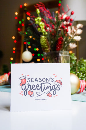 Holiday Greeting Cards (10 Pack)