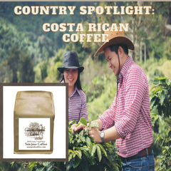 Costa Rican Reserve Coffee at One Great Coffee
