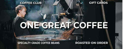 One Great Coffee | Flavored and Gourmet Coffee