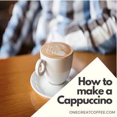 How to make a Cappuccino   Cappuccino How Much Milk?