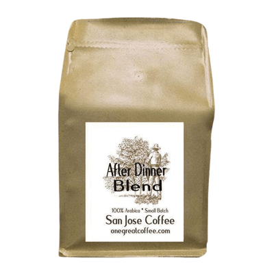 After Dinner Blend Coffee-Coffee-One Great Coffee