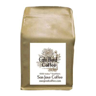 Cafe Blend Coffee-Coffee-One Great Coffee