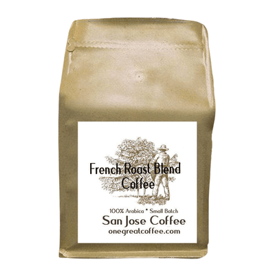 French Roast Coffee Blend-Coffee-One Great Coffee