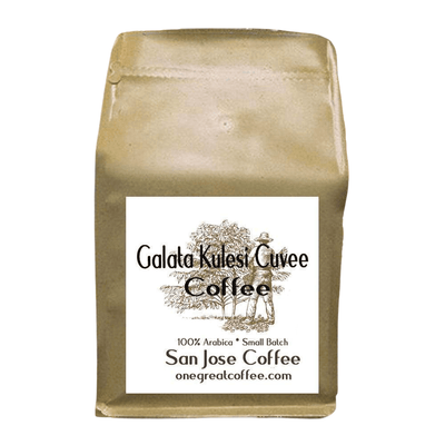 Galata Kulesi Cuvee Blend Coffee-Coffee-One Great Coffee