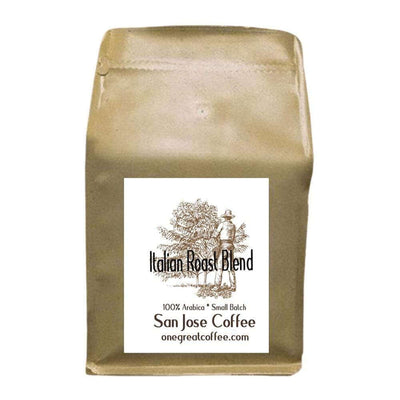 Italian Roast Blend-Coffee-One Great Coffee