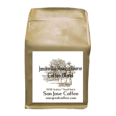 Jamaica Blue Mountain Reserve Coffee Blend-Coffee-One Great Coffee