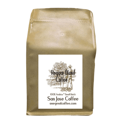 Reggae Blend Coffee-Coffee-One Great Coffee
