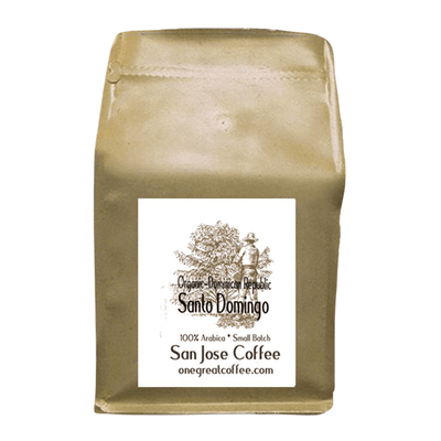 Santo Domingo Coffee-Coffee-One Great Coffee