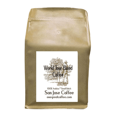 World Tour Blend Coffee-Coffee-One Great Coffee