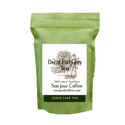 Decaf Earl Grey-Loose Leaf Tea-One Great Coffee