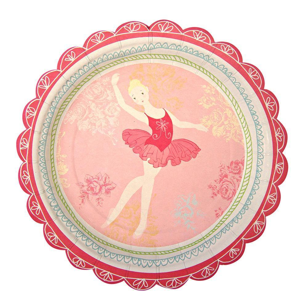 Little Dancers Plates (small)