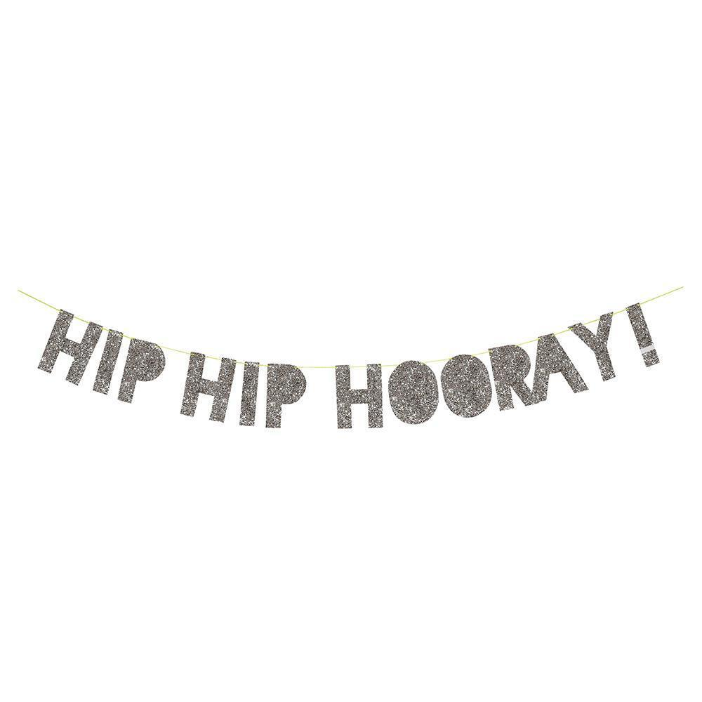 Hip Hip Hooray Garland