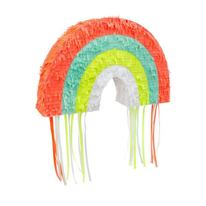 Rainbow Party Pinata