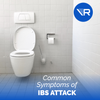 Symptoms of IBS Attack