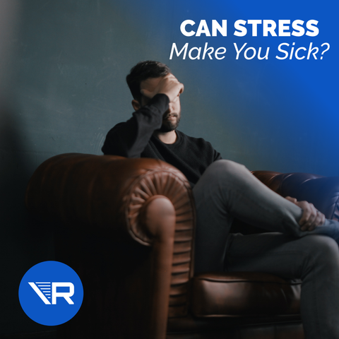 Can Stress Make You Sick? 5 Ways Stress Can Hurt Your Health