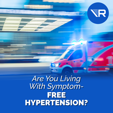 "Are You Living With Symptom-Free Hypertension, AKA The ""Silent Killer""?"