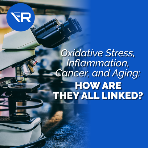 Oxidative Stress, Inflammation, Cancer, and Aging: Here Is How They're All Linked
