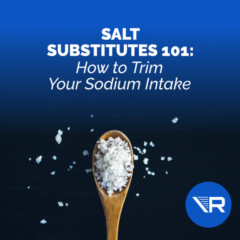 Everything You Need to Know About Salt Substitutes (to Trim Your Sodium Intake Like a Pro)