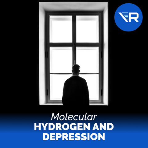 Molecular Hydrogen and Depression